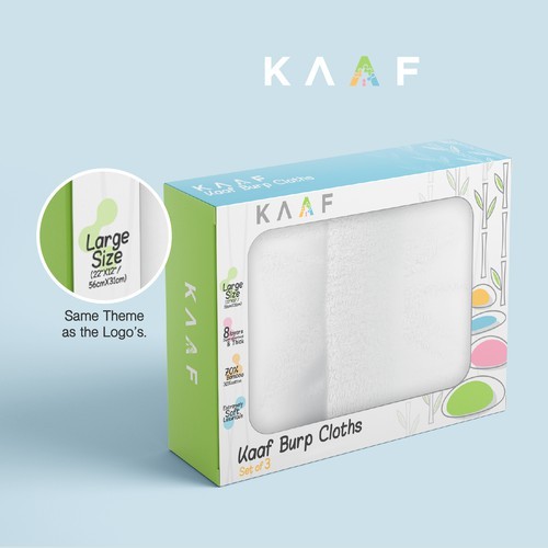 Packaging Design For KAAF