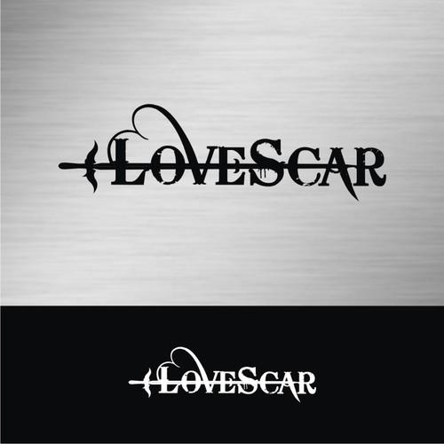 Create the next logo for LoveScar