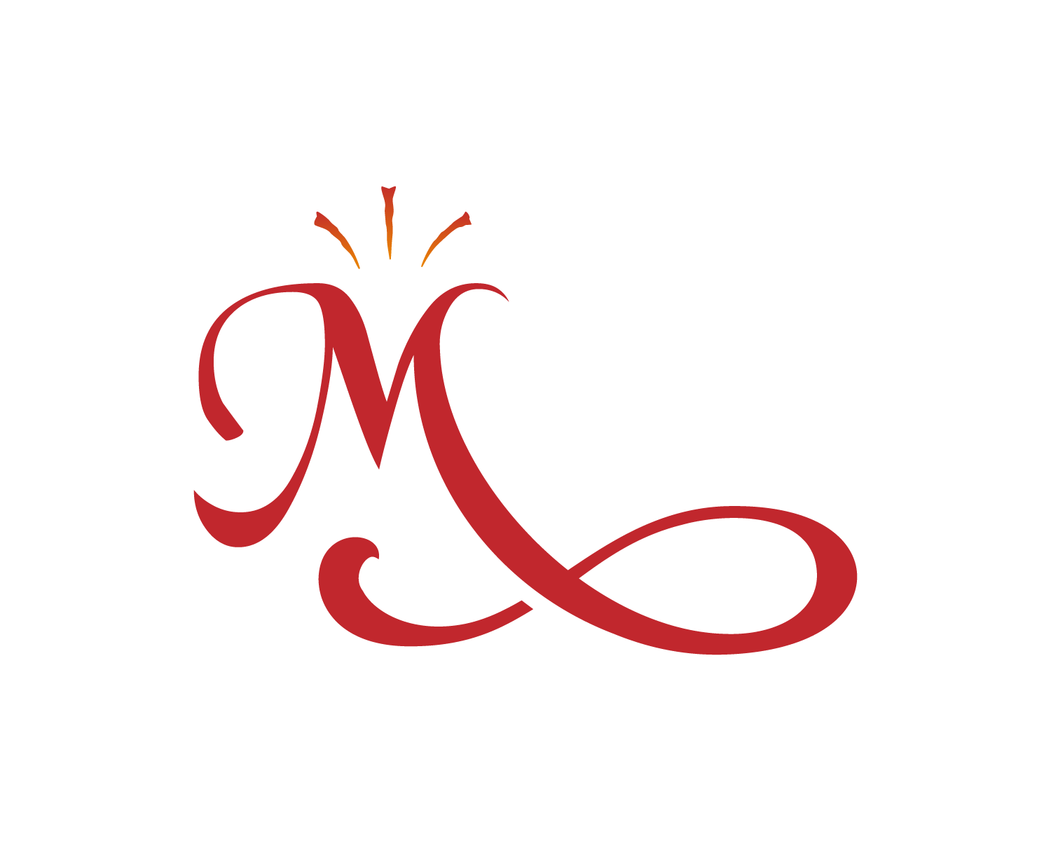 Color modification for Madhuram Sweets existing logo