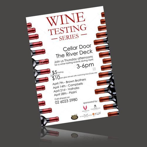 Wine Testing Series Contest