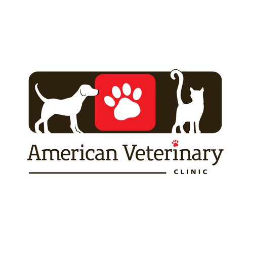Logo for American Veterinary Clinic - Middle East