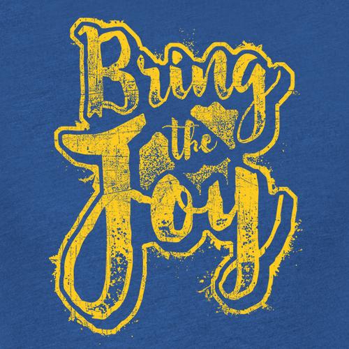 Typographic Design T-shirt