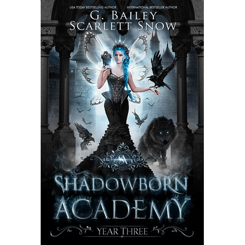 Shadowborn Academy: Year Three