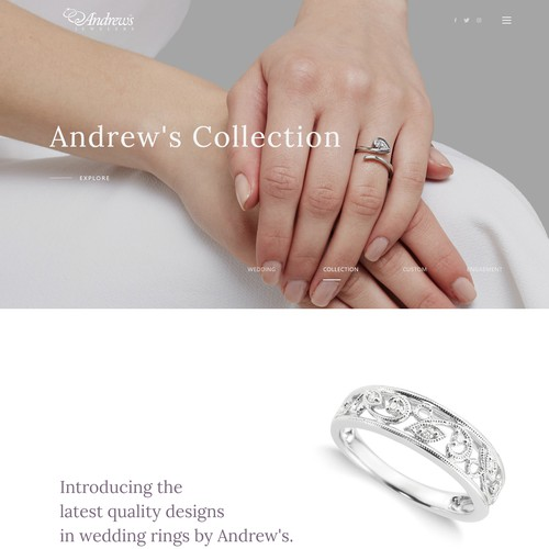 Design for Andrew's