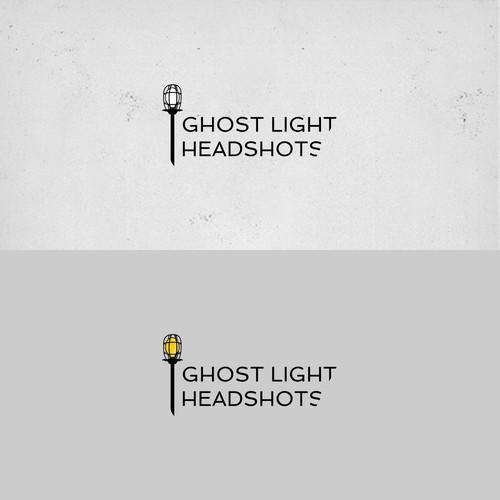 Logo for Ghost Light Headshots
