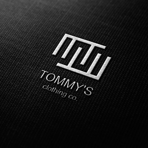 Create a Logo for up and coming Mens clothing company