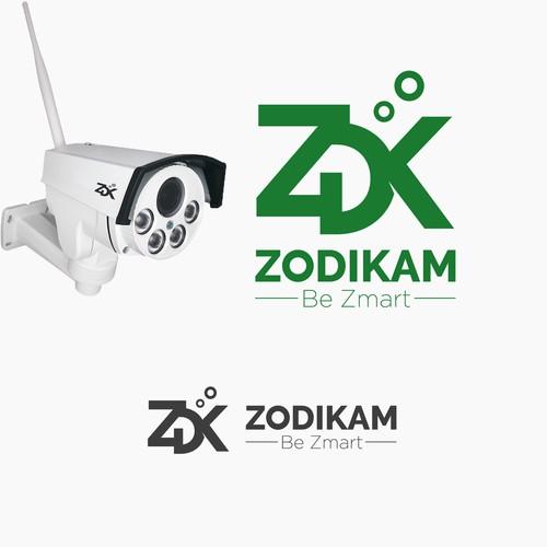 Modern Logo for Zodikam