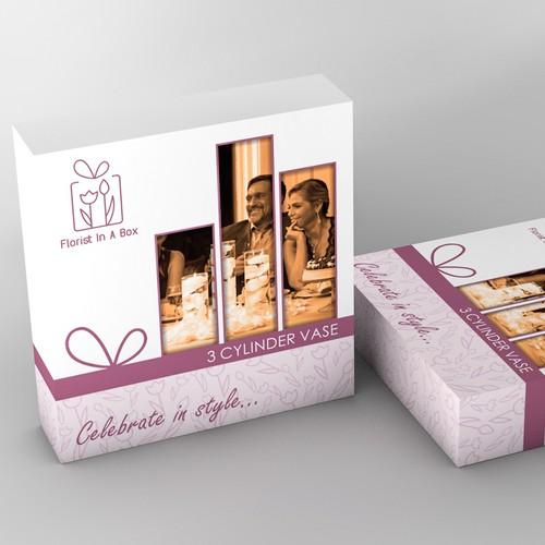 Elegant packade design