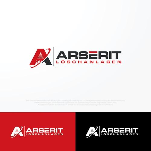 Einprägendes Logo mit Tätigkeitsaussage