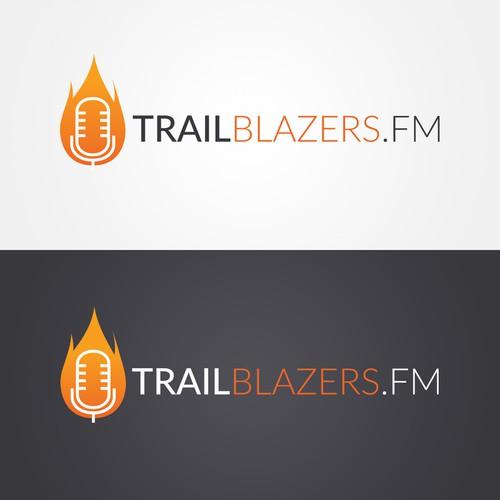 TrailBlazers.fm logo