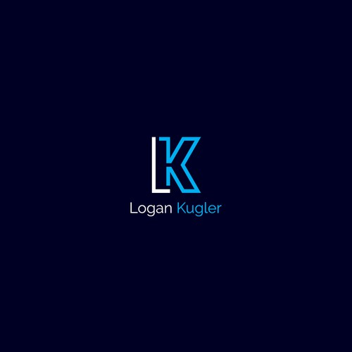 Logo concept for Logan Kugler