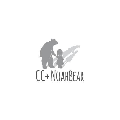 a gender-neutral baby brand logo