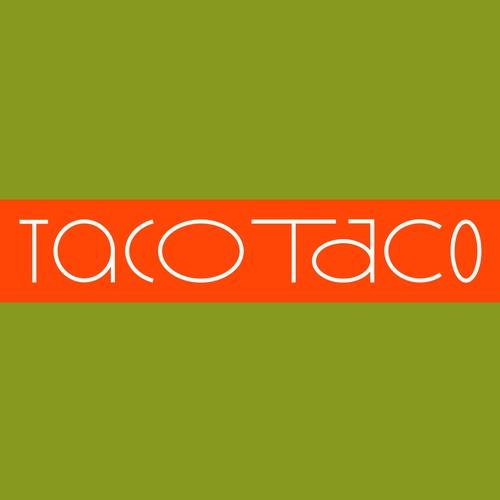 Custom logo for a Taco restaurant