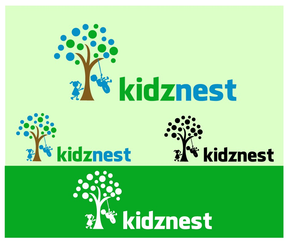 Design a logo for a website that parents will not be able to live without!