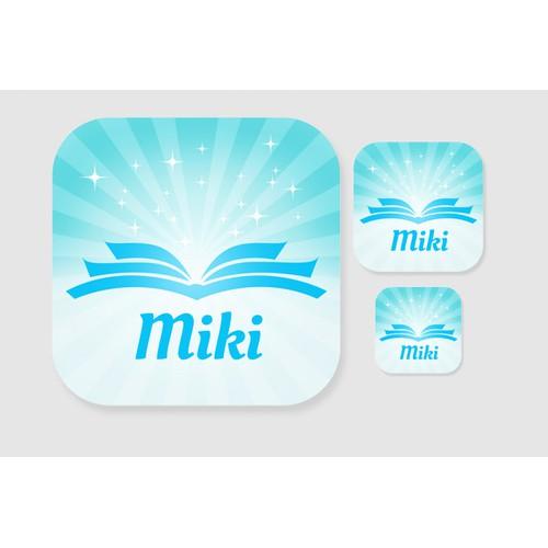 Miki Icon design