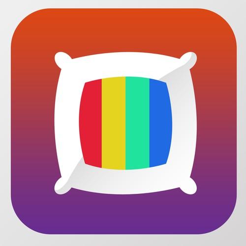 vibrant color Icon