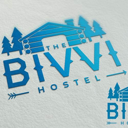 The Bivvi Die Cut STicker