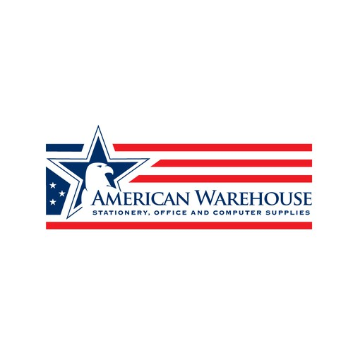 American Warehouse Logo