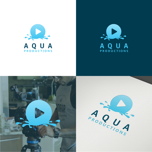 Website and Logo Design for Upstart Video Production Company