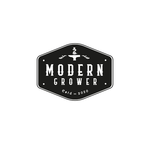 Logotype MODERN GROWER