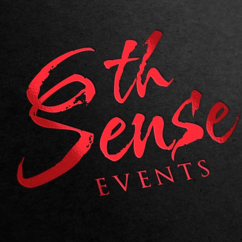 Help Sixth Sense Events with a new logo and business card