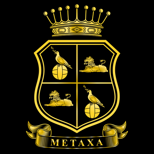 metaxas'coat of arms
