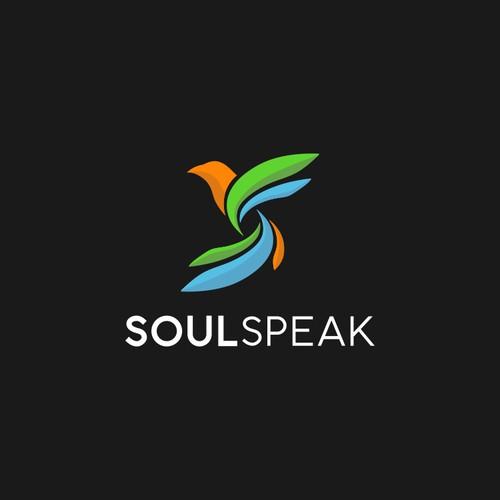 S bird logo