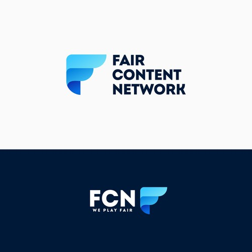 Logo for Fair Content Network