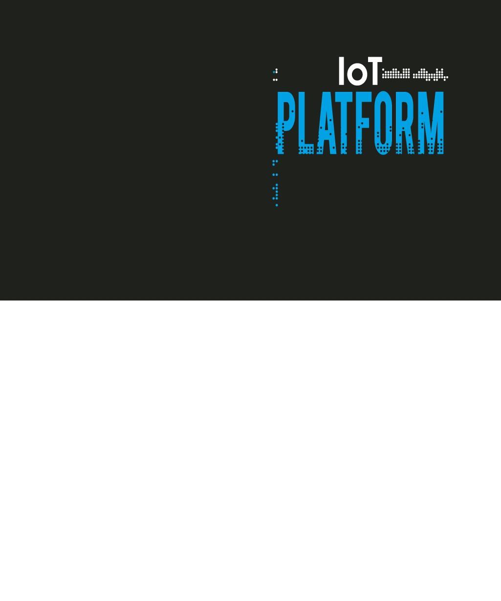 IoT platform t-shirt