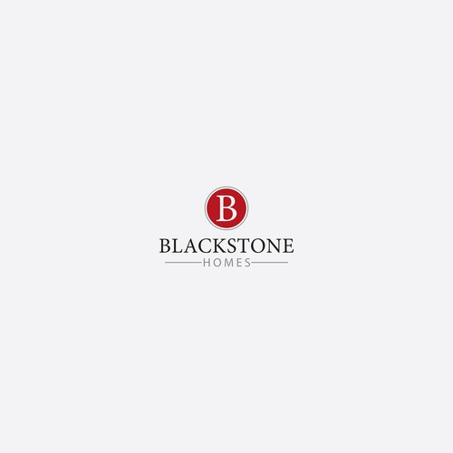 Logo Concept for Blackstone Homes