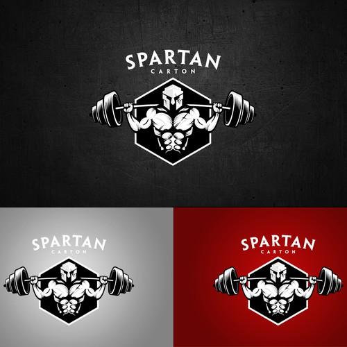 Logo Concept for Spartan Carton