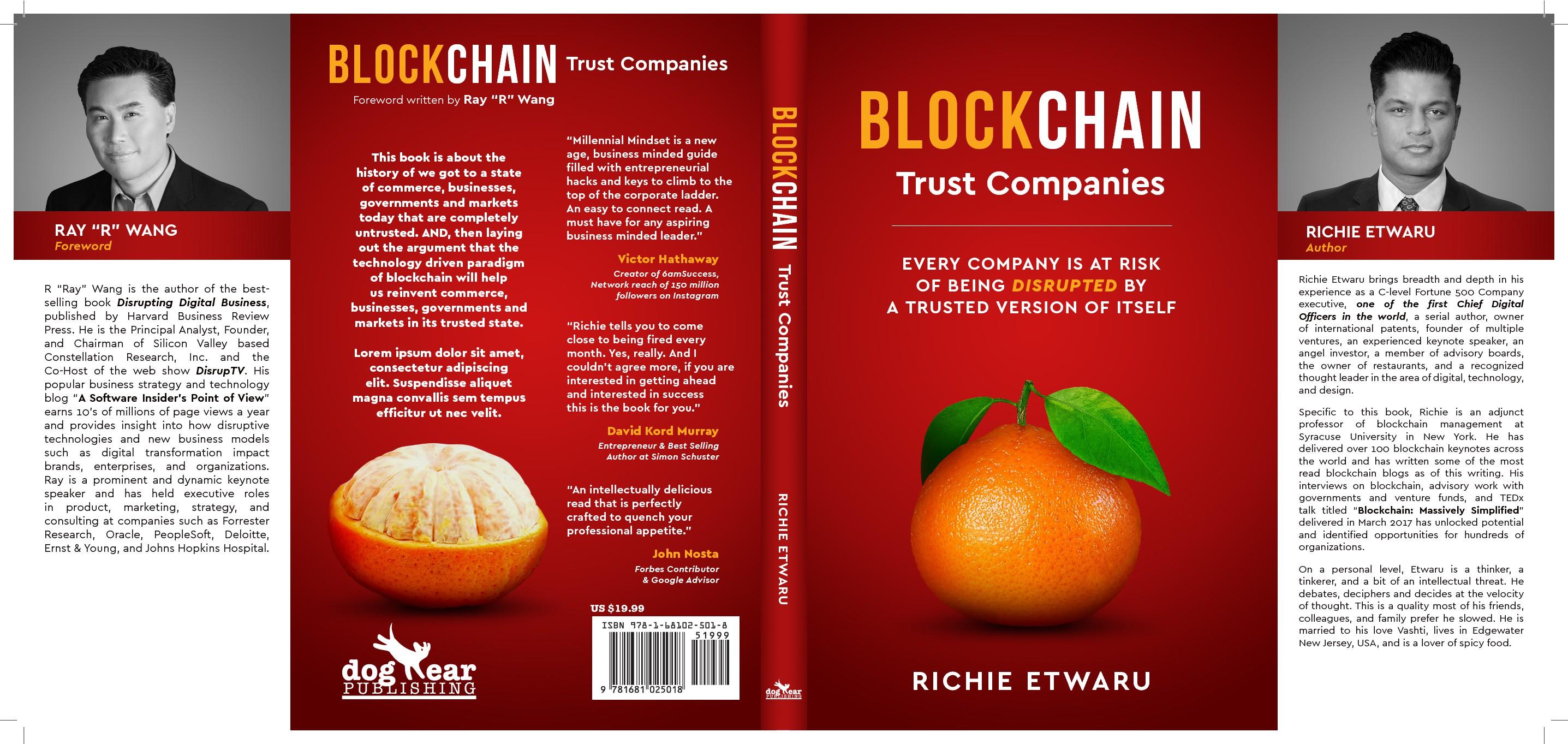 Blockchain: Trust Companies