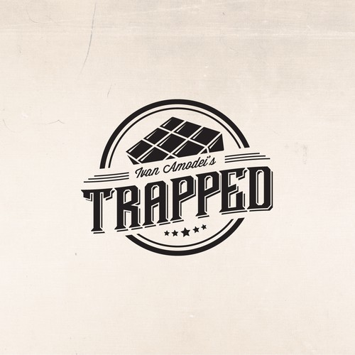Logo concept for Trapped