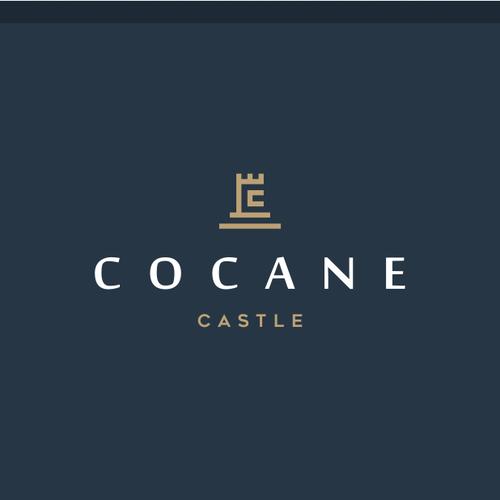 Logo for cocane castle