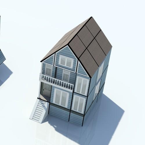Rubik House