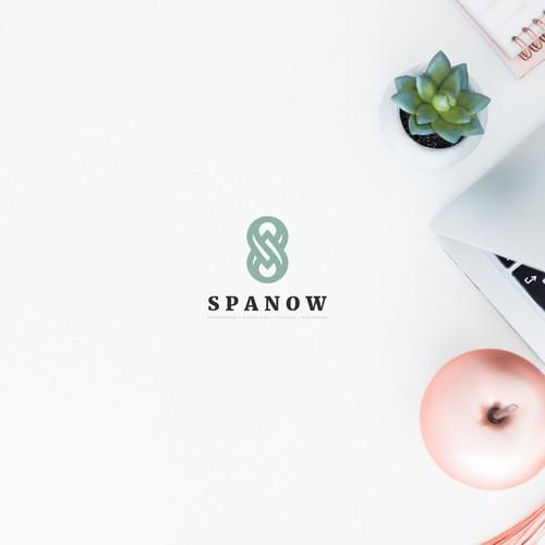 Spanow logo