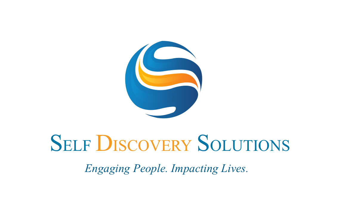 Self-Discovery Solutions Logo Redesign