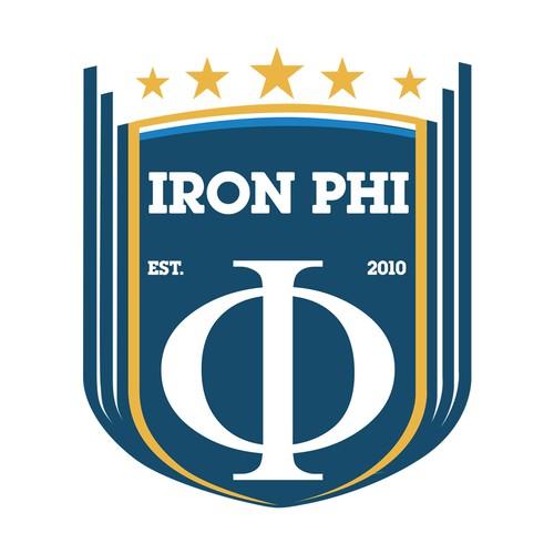 IRON PHI logo
