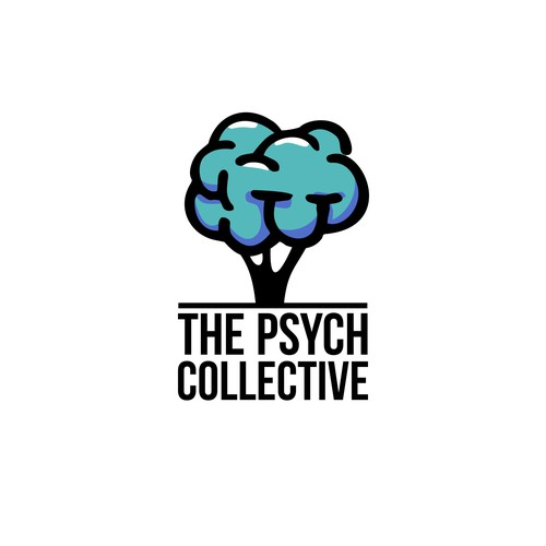 Logo concept for the Psych collective