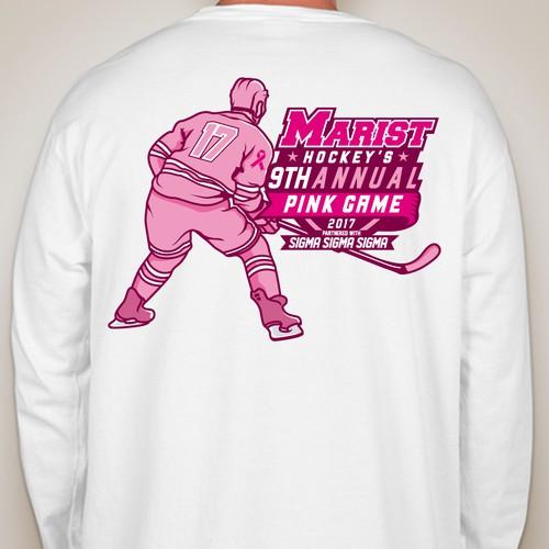 Marist Pink Game 2017