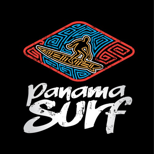 Logo for New Surf Shop
