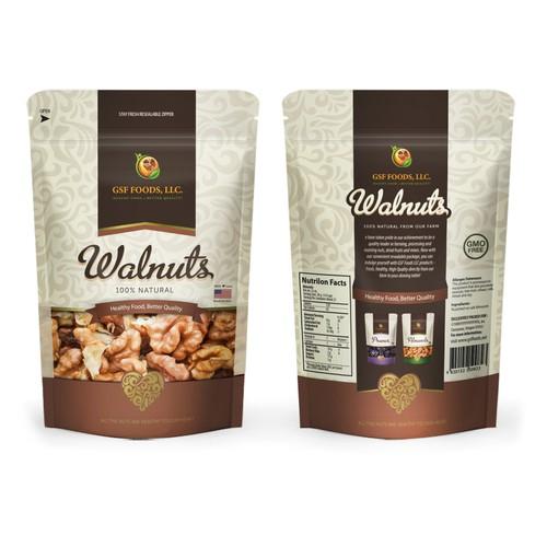 Retail Food Packaging Design