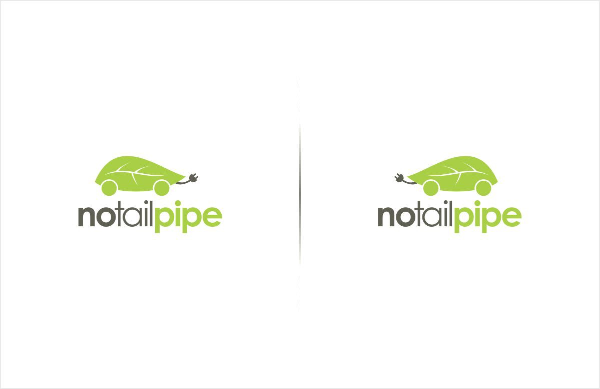 Help No Tail Pipe with a new logo