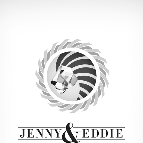 Logo icon design for Jenny Martell Photography