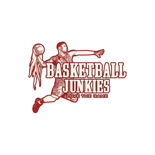 Sweet Design for Basketball Junkies