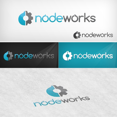Nodeworks needs a new logo