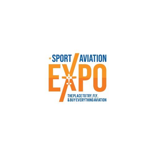 Sport Aviation Expo Logo