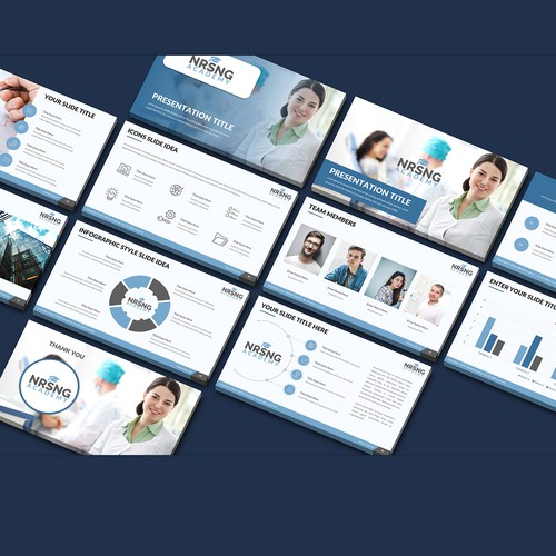 Powerpoint Theme for Nursing