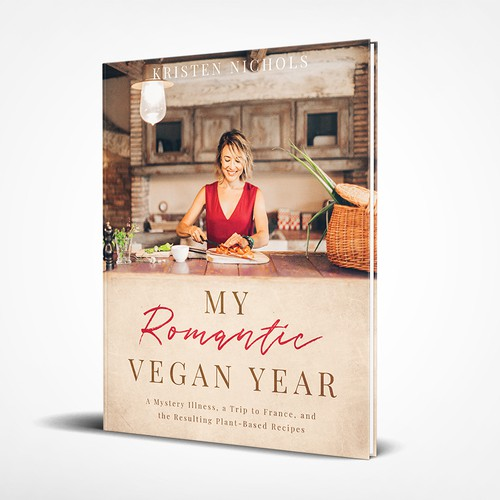 """My Romantic Vegan Year"" Cookbook"