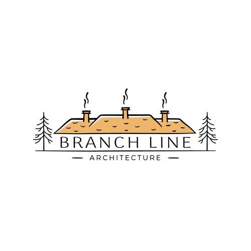 Logo for architect company